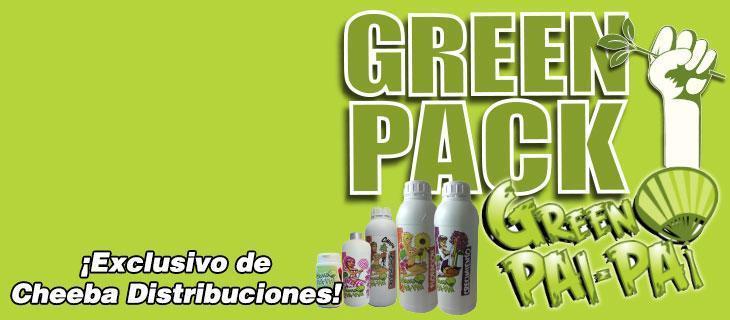Green pack Green Pai Pai