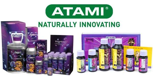 Abonos Atami recomendados