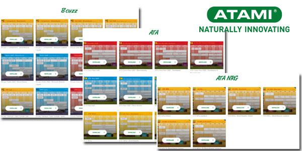 Tabla de cultivo Atami ata