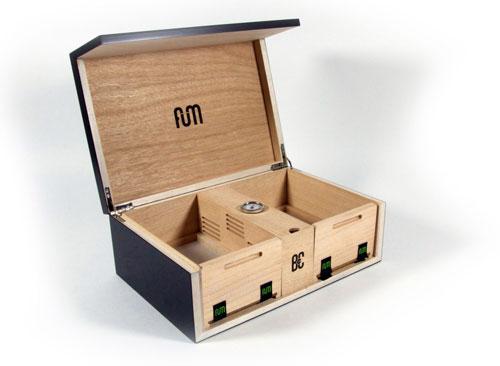 caja de curado marihuana
