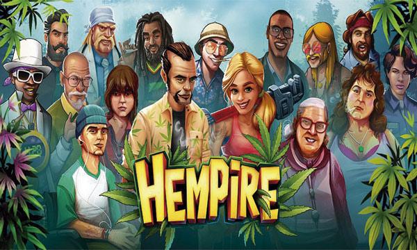 Hempire juegos de marihuana