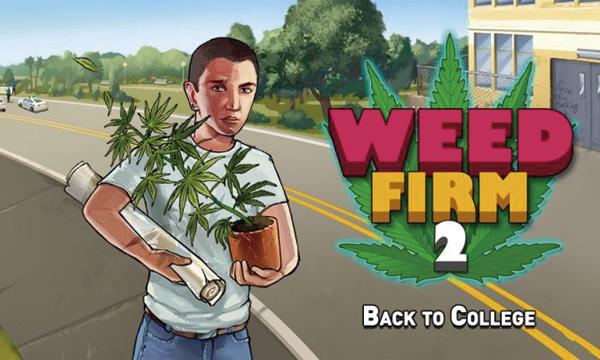 Weed Firm 2 juegos de marihuana