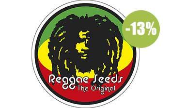 reggae seeds regulares