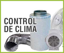 Control de clima extraccion cultivo